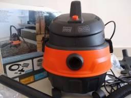 Aspirador Água Pó Sopro modelo Black+Decker BDAP10