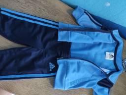 Conjunto Adidas original para bebê
