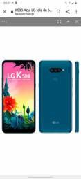 LGK50s Azul 64Gb 4 RAM