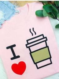 T shirt I Café