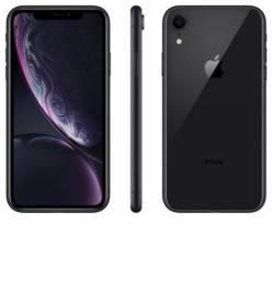 iPhone XR preto 128 Gb,