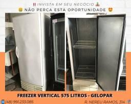 Freezer vertical 575 Litros Dupla ação - Gelopar | Matheus