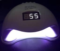 Cabine UV + LED Unhas - SUN 5 GR - Girl Fatale