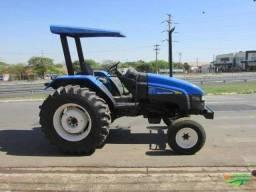 Trator New Holland TL 75 E 4x2 ano 07