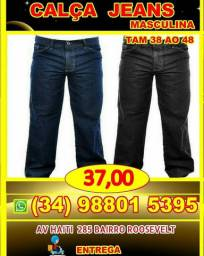 Só 37,00... Calça Jeans.... Novas