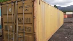 Dry 40 pés - Container marítimo - em bom estado / pronto para uso
