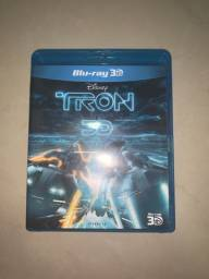 DVD Blu-ray 3D Tron: O Legado