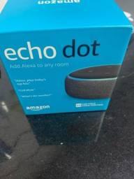 Echo dot 3ª geração (Alexa)