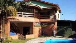 Sobrado com 5 dormitórios à venda, 590 m² por R$ 2.226.000,00 - Indaiá - Bertioga/SP