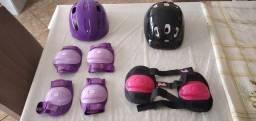 Kit capacete
