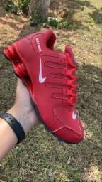 Tênis Nike shox 4M PROMOÇÃO ( ZAP *) LEIA