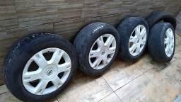 Rada aro 16 tamanho do pneu 205/60/16