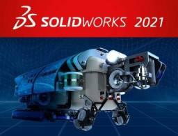 SolidWorks 2021 Premium - Última Versão!