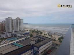 Cobertura com 3 dormitórios à venda, 142 m² por R$ 700.000,00 - Mirim - Praia Grande/SP