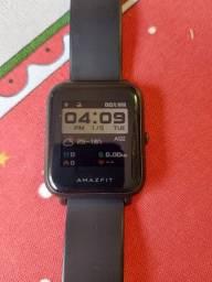 Smartwatch Xiaomi Amazfit Bip A1608 GPS Preto