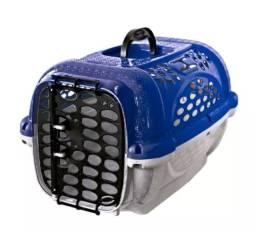 Caixa de transporte para Pets Cães e Gatos. Tamanho 1