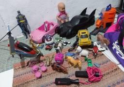 Brinquedos e Bolsas
