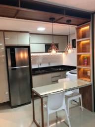 Alugo apartamento no Edificio Studio designer 1 quarto mobiliado