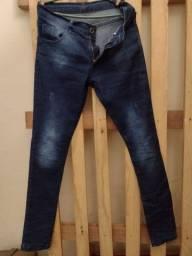 3 Calças Jeans (skinny masculina) - 100$