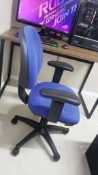 Cadeira escritório gamer giratória