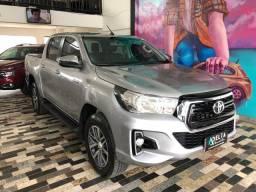 Toyota Hilux SRV 2.8 Diesel - 2019 - Completo