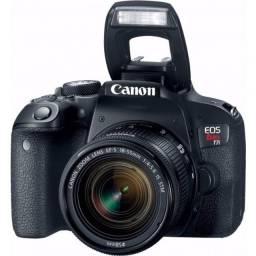 Canon Eos Rebel T7i Dslr - Usada