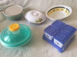 Kit utilidades domésticas