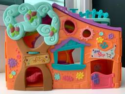 Casa da Árvore Littlest Pet Shop (LPS)