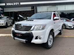 Toyota Hilux SRV 4X4 4P