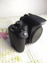 Canon t5i com defeito no obturador