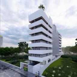 Apartamento em Canto Do Forte, Praia Grande/SP de 41m² 1 quartos à venda por R$ 246.360,00