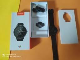 Smartwatch hw21 lançamento