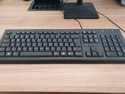 Teclado HP USB