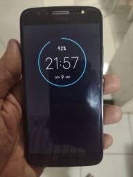 Motorola g5s Plus muito novo com tudo é nota fiscal $ 450