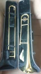 Vende-se Trombone de Vara - Bb - Júpiter