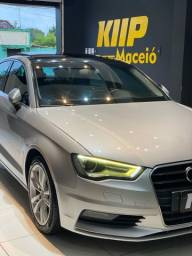 Audi A3 sedan ambition 1.8 com teto solar e 180 HP