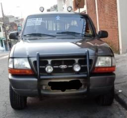 Ford Ranger Cabine Dupla Completa