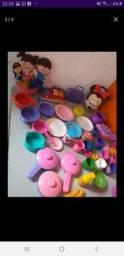 Título do anúncio: lotes de brinquedos menina