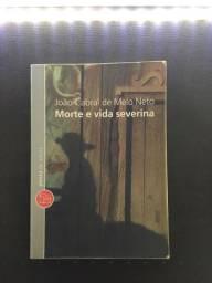Livro Morte e Vida Severina