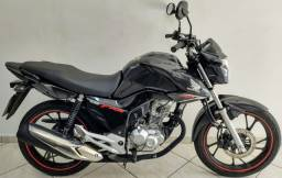Honda Cg 160 Fan Flex 2019 Cinza