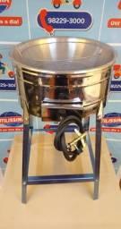 Fritadeira 7L a gás -