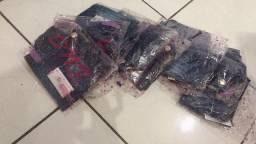 Lote de short jeans - Pra vender logo promoção
