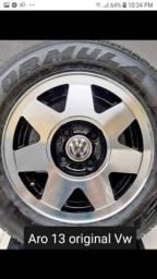 Roda aro 13 VW