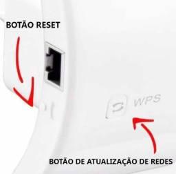 Repetidor wireless de Wifi