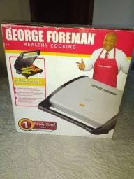 Grelha George Foreman tamanho família