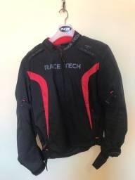 Jaqueta Race Tech (aceito cartão)