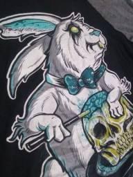 Camiseta G Vomit3d - Circus Coelho