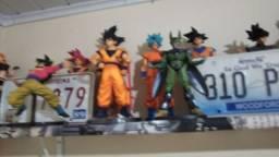 Coleção Acton figure dragon ball todos do Japão