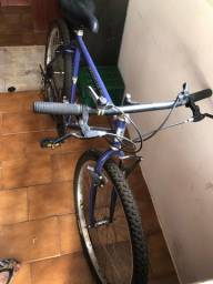 Bicicleta Caloi retro