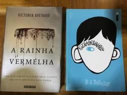 Livros novos por 15 reais